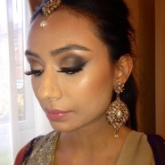 Roger's Asian Occasion Makeup